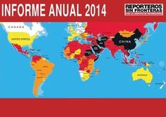 2014 Informe Anual Rsf 1 Books, Yearly, Highlights, Journaling, Libros, Book, Book Illustrations, Libri