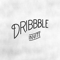 Hey guys I have a Dribbble invite up for grabs! Comment below if you're interested or tag a friend who might be!