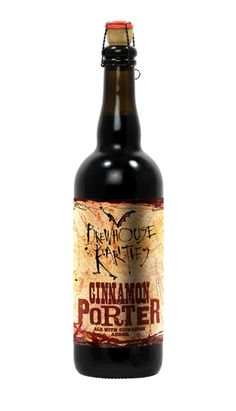 Cinnamon Porter | Flying Dog Brewery 6%