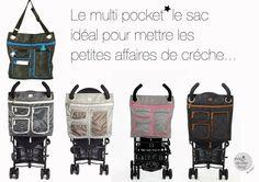 Stroller bag Promotion de septembre http:// .magicstrollerbag.com/20-sacs-a-poussette--multi-pocket-.html