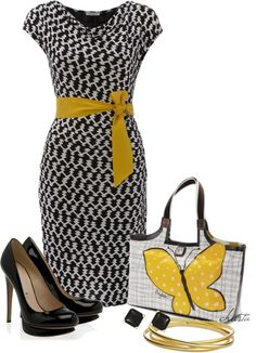 """Butterfly Bag"" by christa72 on Polyvore"