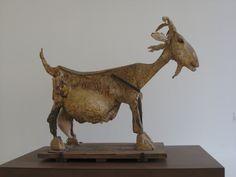 Picasso goat 1950