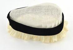 Nursing cap worn by a graduate of the MA School of Nursing in 1946
