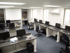 Nova Solutions Computer Training Room Desks