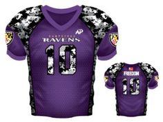 Sublimated Football Jerseys - Custom - All Pro Team Sports
