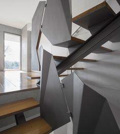 Современный особняк от Nelson Resende