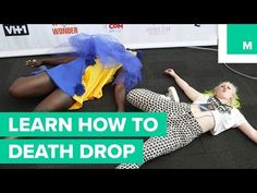 Temporär Monomani: Learn How to Death Drop - Inside Drag