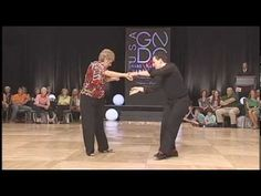 Carolina Shag Dancing - Brennar Goree and Cindy Black(Mother)