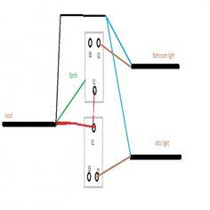 a two gang schematic wiring wiring diagram HVAC Wiring Schematics