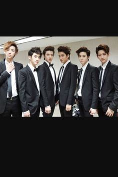 Imagine Exo taking you to prom