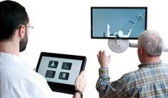 MindMaze - neuro-rehabilitation therapeutics and game training using virtual reality, brain imaging (EEG), and robotics. Focuses on upper limb motor rehabilitation