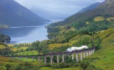 L'Ecosse: A bord du Royal Scotsman -