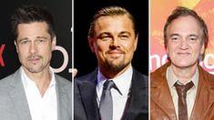 Brad Pitt Joins Leonardo DiCaprio To Take Part In Quentin Tarantino's Sharon Tate Drama