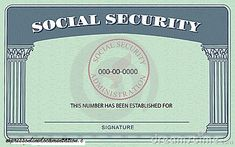 we offer genuine social security number (SSN) online by passportsguides. Now, you can buy a real social security number(SSN) online within a few hours. Passport Template, Passport Card, Biometric Passport, Passport Online, Certificates Online, Time Is Money, Things To Buy, Stuff To Buy, Birth Certificate