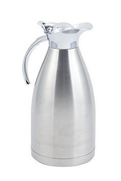 Bon Chef 4057S Satin Stainless Steel Insulated Server, 64-Ounce Capacity (Pack of 6) >>> Read more  at the image link.