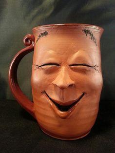 Face Mug A Lakeside Studio Pottery