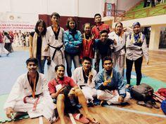 universitas negeri yogyakarta #taekwondo