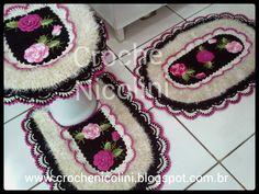 Croche Nicolini: Jogos de banheiros