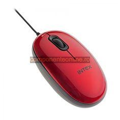 Mouse optic Live, USB, Intex - 401168