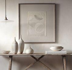 Stoneware Nesting Bowl