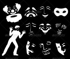 Realistic Graphic DOWNLOAD (.ai, .psd) :: http://sourcecodes.pro/pinterest-itmid-1000576340i.html ... Mask6 ...  actor, art, comedy, costume, culture, grief, happiness, high, humor, icon, ideas, illusion, illustration, isolated, joy, laughing, mask, negativity, painting, performance, person, vector  ... Realistic Photo Graphic Print Obejct Business Web Elements Illustration Design Templates ... DOWNLOAD :: http://sourcecodes.pro/pinterest-itmid-1000576340i.html