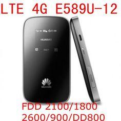 unlocked HUAWEI e589u-12 lte  4G wifi router Mobile Pocket wifi Hotspot 4g lte mifi router Hotspot dongle E589 pk e5776 E5372  — 3426.18 руб. —