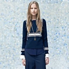 Nautical Chic for Right Now