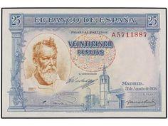 25 p, 1936. Joaquín Sorolla