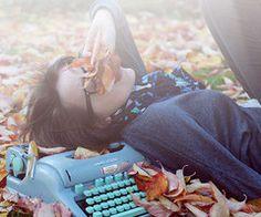 write in fall