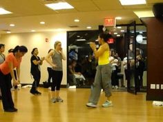 Zumba Fitness BUTTONS - PCD (Cooldown)