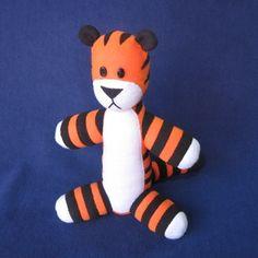 Stuffed Hobbes