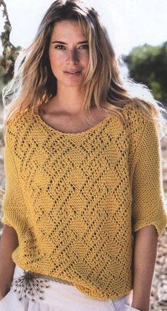 New Crochet Baby Sweater Dress Yarns Ideas Crochet Dress Girl, Crochet Baby, Knit Crochet, Crochet Summer, Crochet Dresses, Knitting Stitches, Knitting Patterns Free, Knit Patterns, Knitting Baby Girl