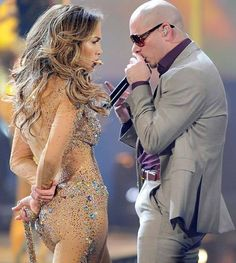 MTV VMA Nominees for Best Choreography - Jennifer Lopez featuring Pitbull, 'Live It Up'