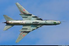Polish Air Force Sukhoi Su-22M4