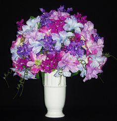 28 best silk flower arrangements images on pinterest silk flowers silk flower arrangement multicolor morning by beautyeverlasting 2500 mightylinksfo