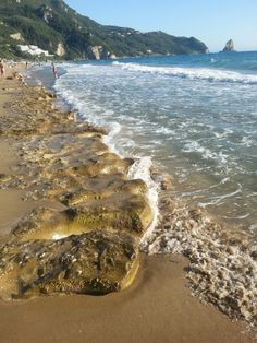 Agios Gordios, Corfu Beaches, Corfu Island, Greece, Places To Visit, World, Water, Pictures, Travel