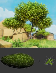 Gallery for Tree top view cliparts - image Environment Concept Art, Environment Design, Polygon Modeling, 3d Modeling, 3d Max Tutorial, Trees Top View, 3d Tree, Blender Tutorial, Hand Painted Textures