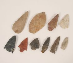 Visit the Eastern Branch Nov. 9 - 30, 2015 for an exhibit of Native American artifacts