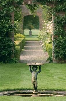 The gardens at Middlethorpe Hall.