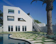 Rosenthal House   Manhattan Beach, California   Antoine Predock Architect