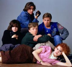Old Lady Movie Night: 'The breakfast club' by Anne T. Donahue on HelloGiggles