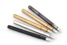Image result for kaweco liliput brass wave