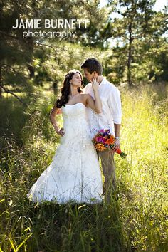 romantic day after bridal session wedding (love this pose)