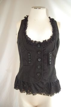 Steampunky vest. #steampunk #costuming #inspiration