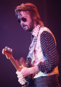 Eric Clapton is without a doubt one of the greatest guitarists of all time and perhaps even the greatest. Onstage and on albums Clapton has. Eric Clapton, 60s Tv Shows, Famous Legends, Rock Legends, Dave Mason, Rock And Roll History, John Mayall, Tears In Heaven, Carolyn Jones