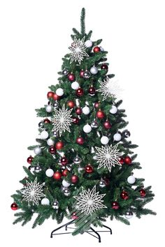This beautiful Patton Fir Artificial Christmas Tree tree oozes class and elegance and its durability is ensured with a five year guarantee. PVC soft needles are used for a realistic appearance and the tree uses a hinged branch system for easy assembly in Christmas Tree Sale, Unique Christmas Trees, Christmas Tree Themes, Christmas Tree Ornaments, Christmas Ideas, Holiday Decor, Rustic, Country Primitive