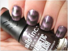 At the Pink of Perfection: Magnetic Mani!