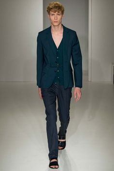 Pringle of Scotland Spring 2016 Menswear - Collection - Gallery - Style.com