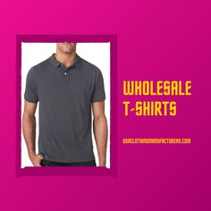 Are you looking to buy the best bulk menswear and t shirts for your store? Then get in touch with USA Clothing Manufacturers and order online the latest clothes for the season today! Wholesale Blank T Shirts, Wholesale Blanks, Latest Clothes, Latest Outfits, Looking To Buy, Store Online, Tshirts Online, Cool T Shirts, Menswear