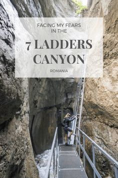 Facing My Fears in the 7 Ladders Canyon of Romania